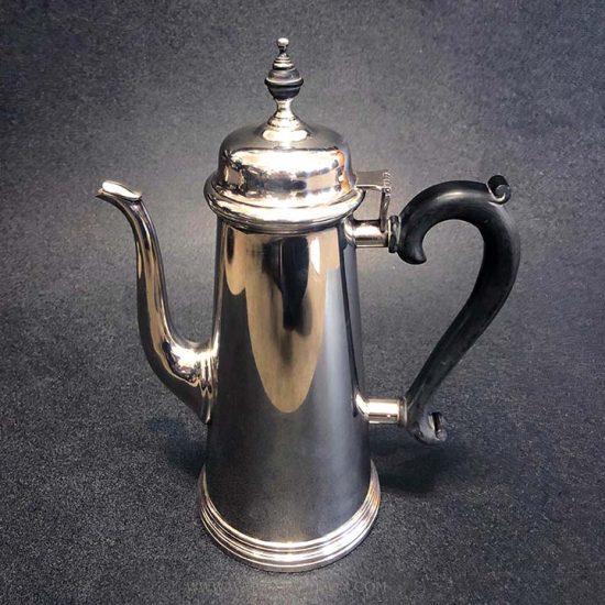 Tiffany Silver Coffee Pot 1