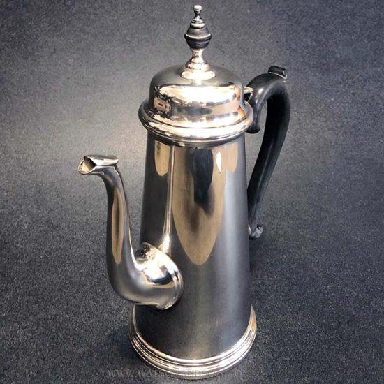 Tiffany Silver Coffee Pot 2