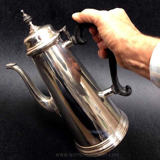 Tiffany Silver Coffee Pot 5