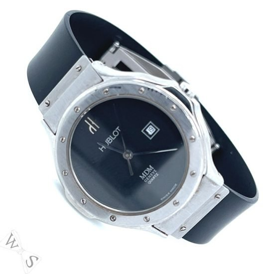 Hublot Ladies Steel Midsize MDM 1