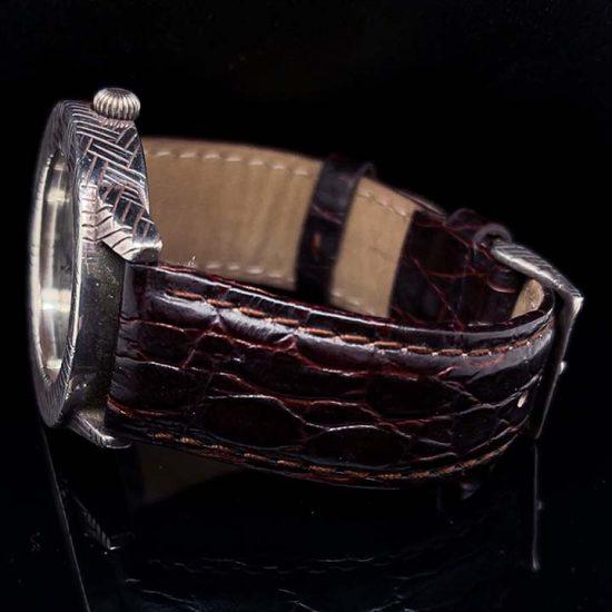 John Hardy Silver Bedeg Watch 4