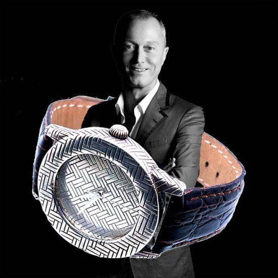 John Hardy Silver Bedeg Watch 11