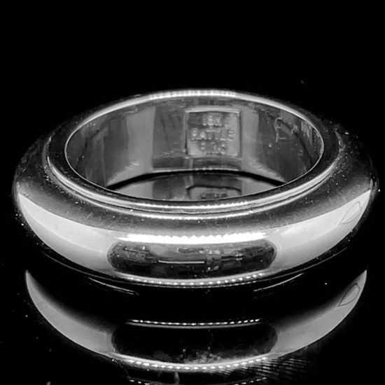 Rattle Ring In 18Kt White Gold By John Reihold 6