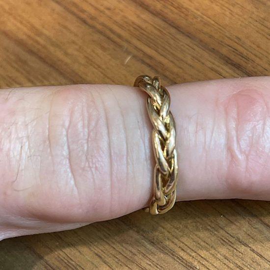 Tiffany Rope Rope Ring 4