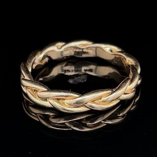 Tiffany Rope Rope Ring 1